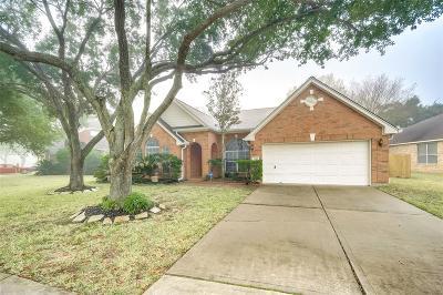 Katy Single Family Home For Sale: 23103 N Warmstone Way