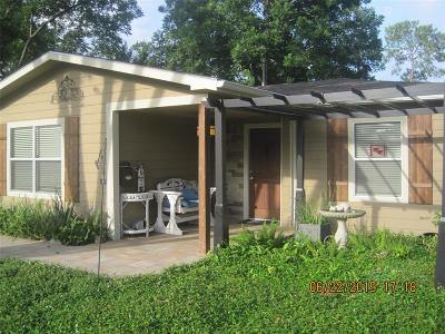 Harris County Single Family Home For Sale: 1918 Springrock Lane