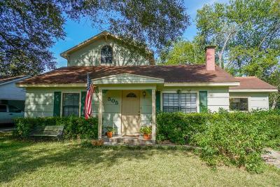 Eagle Lake Single Family Home For Sale: 505 N Walnut