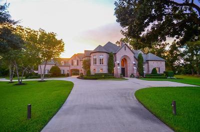 Sugar Land Single Family Home For Sale: 3555 Maranatha Drive