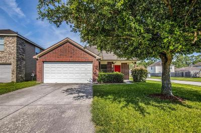 Humble Single Family Home For Sale: 2002 Cold River Drive