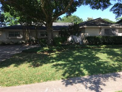 Harris County Rental For Rent: 15227 NW Seahorse Street Se