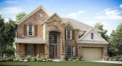 Katy Single Family Home For Sale: 1707 Carriage Oaks Lane