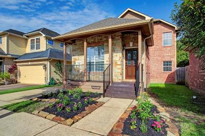 Katy Single Family Home For Sale: 6306 Breezy Hollow