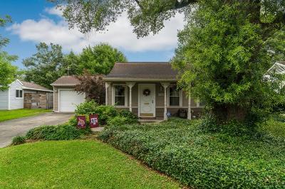 Houston Single Family Home For Sale: 1722 De Milo Drive