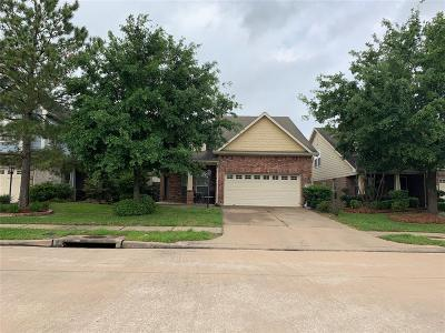 Houston Single Family Home For Sale: 9743 Walford Mill Lane