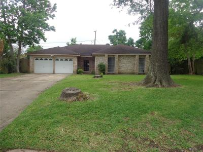 Channelview Single Family Home For Sale: 714 Grassmont Street