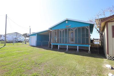 Matagorda Single Family Home For Sale: 127 Fm 2031
