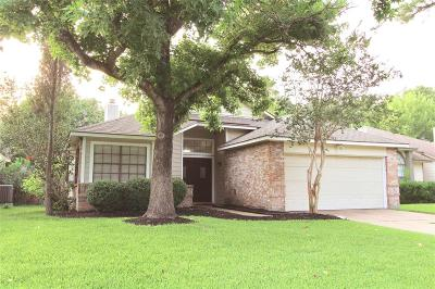 Houston Single Family Home For Sale: 8603 Sparkling Springs Drive