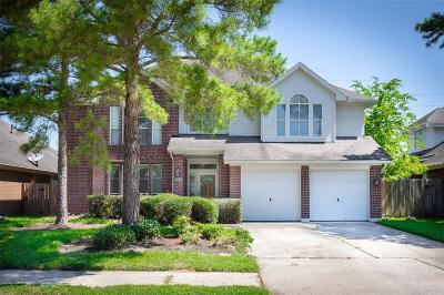 Single Family Home For Sale: 17214 Sandestine Drive