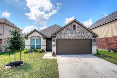 Houston Single Family Home For Sale: 14419 Myers Drive
