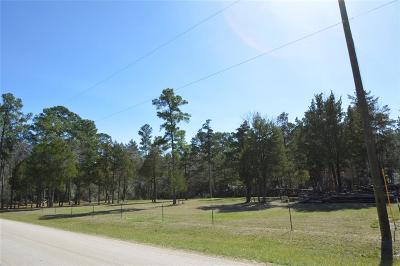Willis Residential Lots & Land For Sale: Thousand Trl