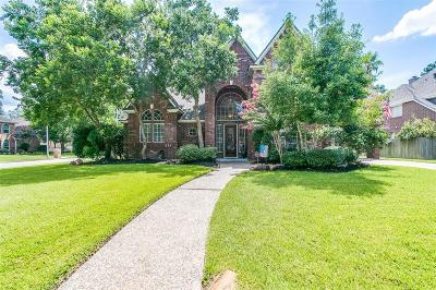 Single Family Home For Sale: 18603 Big Cypress Drive