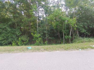 Conroe Residential Lots & Land For Sale: Lot 80 Walker