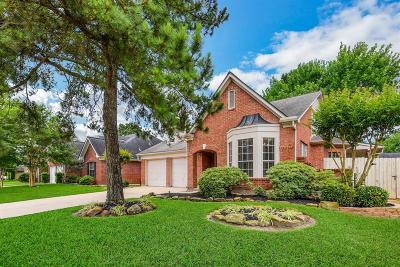Houston Single Family Home For Sale: 7539 Almond Springs Drive