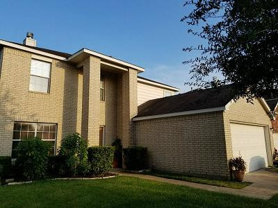 Sugar Land Single Family Home For Sale: 16515 Eaglewood Shadows Drive