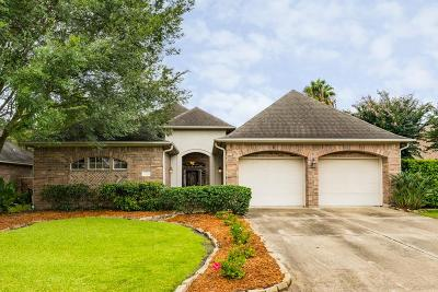 League City Single Family Home For Sale: 2304 Fairway Pointe