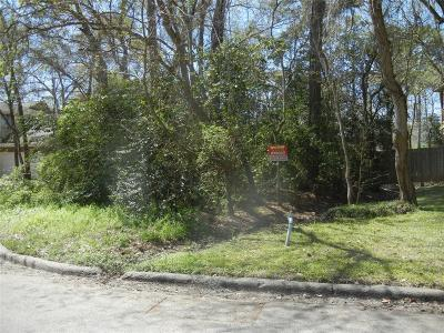Conroe Residential Lots & Land For Sale: 11 Hancock Street
