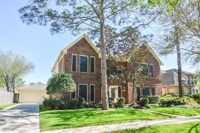 Missouri City Single Family Home For Sale: 2807 Calendar Lake Drive