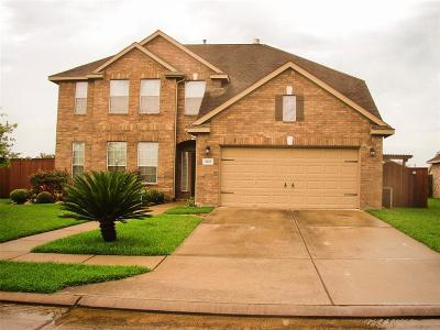 Pearland Rental For Rent: 2103 Rome