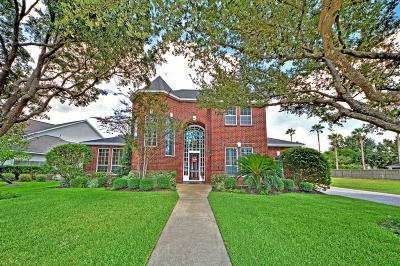 Jersey Village Single Family Home For Sale: 8525 Wyndham Village Drive