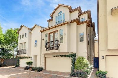 Houston Single Family Home For Sale: 3422 Center Street