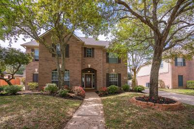 Friendswood Single Family Home For Sale: 3106 Creek Bend Drive