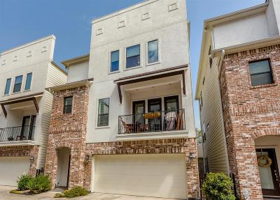 Houston Single Family Home For Sale: 732 W 24th Street