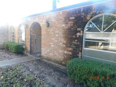 Houston TX Condo/Townhouse For Sale: $57,000