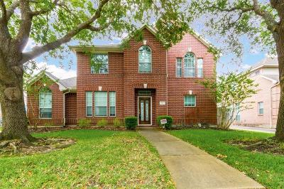 Houston Single Family Home For Sale: 215 Wild Oak Run