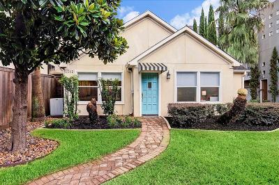 Houston Single Family Home For Sale: 2312 Branard Street