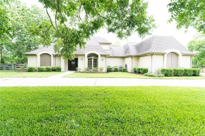 Fort Bend County Single Family Home For Sale: 7702 Foster Creek Drive