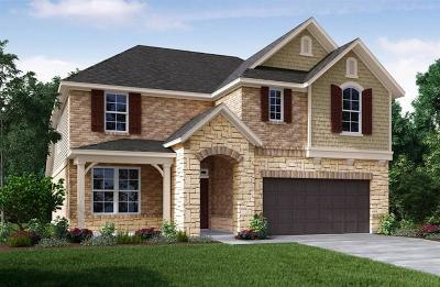 Cypress TX Single Family Home For Sale: $373,078