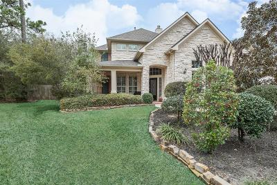 The Woodlands Single Family Home For Sale: 14 E Shale Creek Court