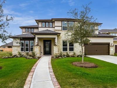 Sugar Land Single Family Home For Sale: 6 Monarch Trail