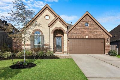 Kingwood Single Family Home For Sale: 5815 Willow Park Terrace Lane