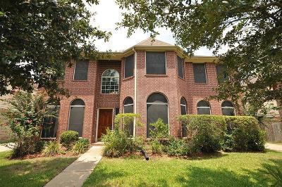 Sugar Land Single Family Home For Sale: 3210 Brook Arbor Lane