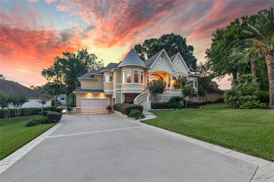 Montgomery Single Family Home For Sale: 191 Waterfront Drive