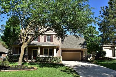 The Woodlands Single Family Home For Sale: 111 N Concord Valley Circle