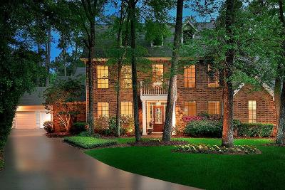 The Woodlands Single Family Home For Sale: 3 Annes Court