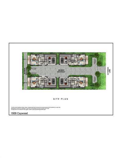 Houston Single Family Home For Sale: 1509 Caywood Lane Lane #A