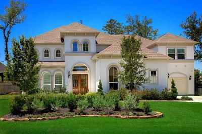 The Woodlands Single Family Home For Sale: 102 S Curly Willow Circle