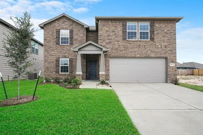 Hockley Single Family Home For Sale: 17714 Red Sage Court