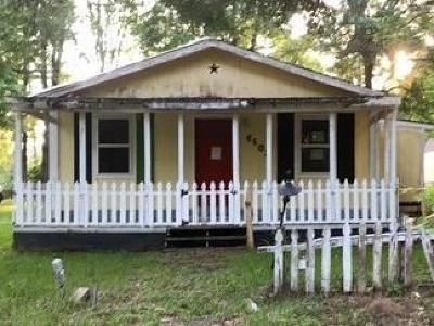 Single Family Home For Sale: 6602 Bonanza Drive