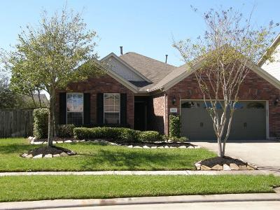 Cinco Ranch Single Family Home For Sale: 9503 Herons Grove