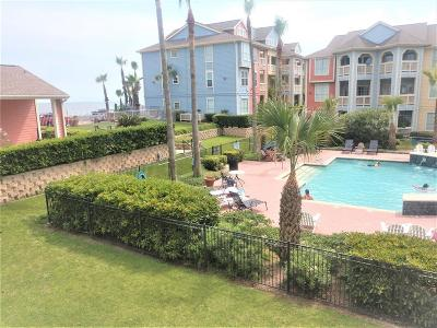 Galveston Condo/Townhouse For Sale: 7000 Seawall Boulevard #325