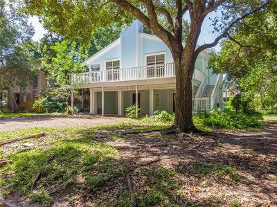 Kemah Single Family Home For Sale: 2207 Mission Street