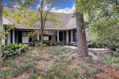 Houston Single Family Home For Sale: 7607 River Point Drive