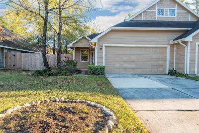 Conroe Single Family Home For Sale: 11 Darlinghurst Drive