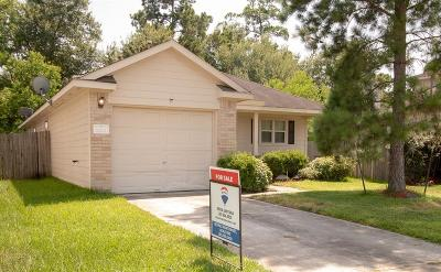 Humble TX Single Family Home For Sale: $129,500